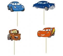 """Uzkodu kociņi """"Cars"""" (8 gab. / 8,5 cm)"""