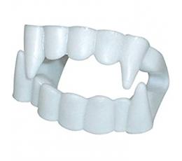 Vampīru zobi, balti