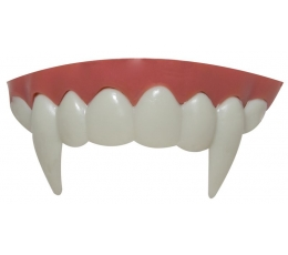 Vampīru zobi, līmējamie