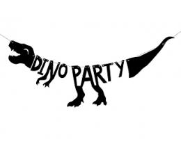 """Virtene """"Dinozaura"""" formā (20x90 cm)"""