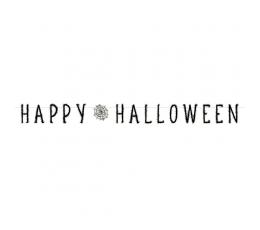 "Virtene ""Happy Halloween"" (180 x 15 cm)"