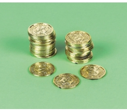 Zelta monētas (72 gab)