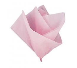 Zīdpapīrs, rozā (10 gab./50 x 66 cm)