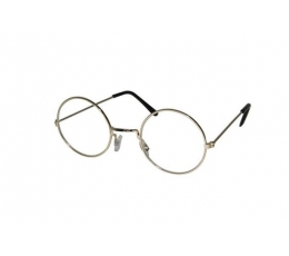 Ziemassvētku vecīša brilles, zelta