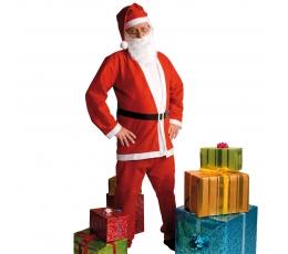 Ziemassvētku vecīša kostīms (M/L)