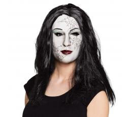 Zombiju maska ar matiem