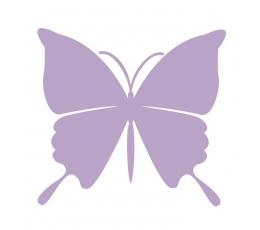Бабочки, сиреневый (20 шт. / M)