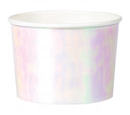 Чашечки для закусок, перламутровые (6 шт)