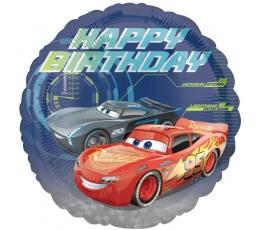 """Фольгированный шарик """"Cars"""" (43 cm)"""