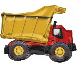 """Фольгированный шарик """"Грузовой автомобиль"""" (81x63 cm)"""