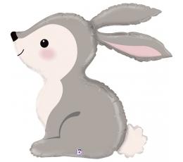 """Фольгированный шарик """"Кролик"""" (91 см)"""