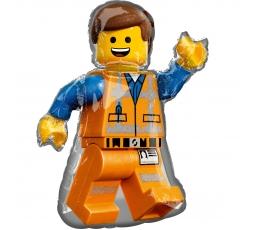 """Фольгированный шарик """"Lego Movie 2"""" (60 х 81 см)"""