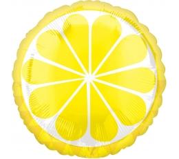 """Фольгированный шарик  """"Лимоны"""" (43 cm)"""