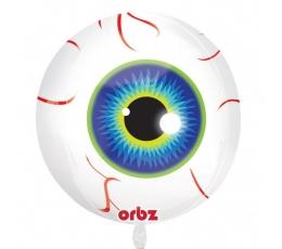 """Фольгированный шарик orbz """"Глаз"""" (38 х 40 см)"""