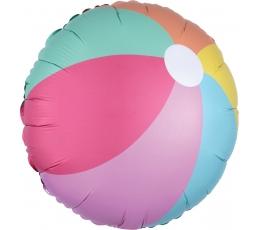 """Фольгированный шарик """"Пляжный мячик"""" (43 см)"""