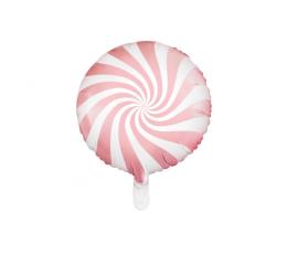"""Фольгированный шарик """"Розовая конфетка"""" (45 см)"""
