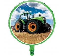 """Фольгированный шарик """"Трактор"""" (43 см)"""