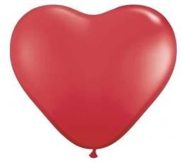 """Форменный шарик """"Сердечка"""" (40 см)"""