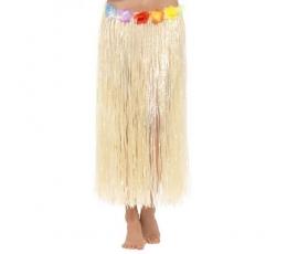 Гавайская Юбка с цветами (66 см)