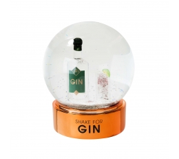 """Снежный шар  """"Gin & Tonic"""""""