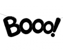 "Гирлянда ""Boo"" (26 х 86 см)"