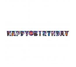 """Гирлянда  """"Lego Movie 2.Happy Birthday"""""""