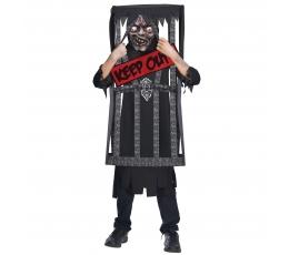 Карнавальный костюм «Держись подальше» (130 - 146 см)