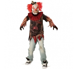 Карнавальный костюм «Клоун» (152 - 162 см)