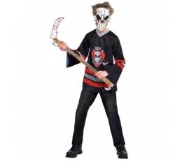 Карнавальный костюм «Кровавое лицо» (128 - 135 см)