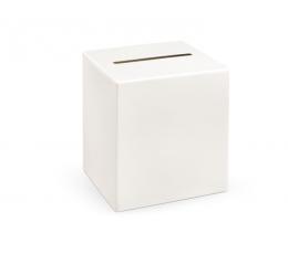 Коробка для конвертов/ поздравительных карточек, белая