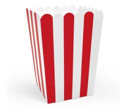 Коробки для попкорна (6 шт.)