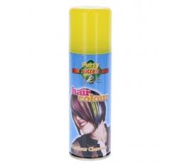 Краска-лак для волос желтый (125мл.)