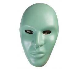 "Маска ""Без лица"", зеленая"