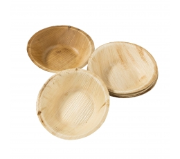 Мини чашечки из пальмовых листьев (6 шт)