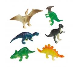 """Мини фигурки """"Динозавры"""" (8 шт)"""