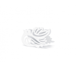 """Настольные -именные карточки """"Белый голубь"""" (10 шт)"""
