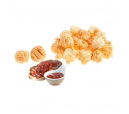 Попкорн со вкусом барбекю (500г/л)