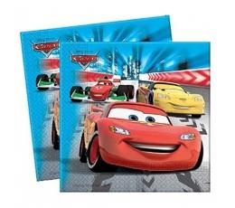 """Салфетки """"Cars Racers"""" (20 шт)"""