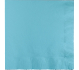 Салфетки, светло синие (20 шт)