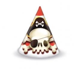 """Шапочки """"Пираты"""" (6 шт)"""