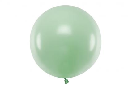 Шарик, зелено-фисташкового цвета (60 см)