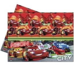 "Скатерть ""Cars Neon"" (120x180 cm)"