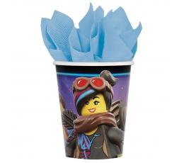 """Стаканчики  """"Lego Movie 2"""" (8 шт /266 мл)"""