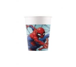 """Стаканчики """"Spider-Man"""" компостируемые (8 шт/ 200 мл)"""