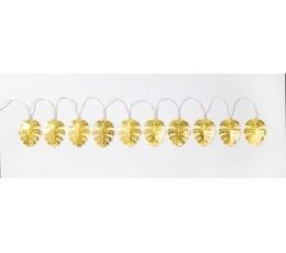 """Праздничная LED гирлянда """"Золотые пальмы"""" (2 м)"""