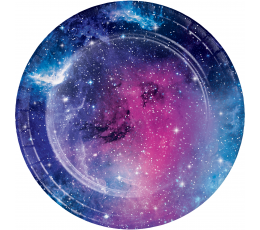 "Тарелочки ""Галактика"" (8 шт/ 17 см)"