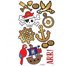 """Татуировки """"Пираты"""""""