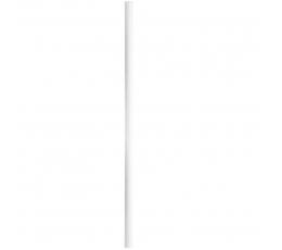 Трубочки, белые (100 шт)