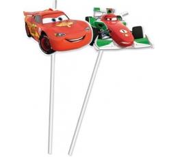 "Трубочки ""Cars Ice"" (6 шт)"
