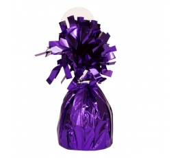 Вес воздушного шара, фиолетовый